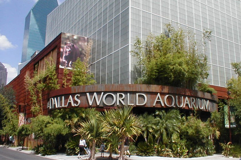 Image of Dallas Aquarium